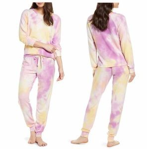 SOFTEST PJ's EVER! BP Soft & Cozy Tie Dye Pajamas
